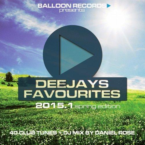 VA - Deejays Favourites 2015.1 (Spring Edition) (2015)