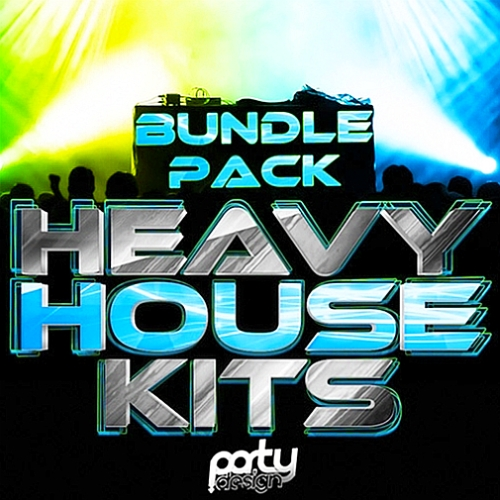 VA - Bundle Heavy House Running (2015)
