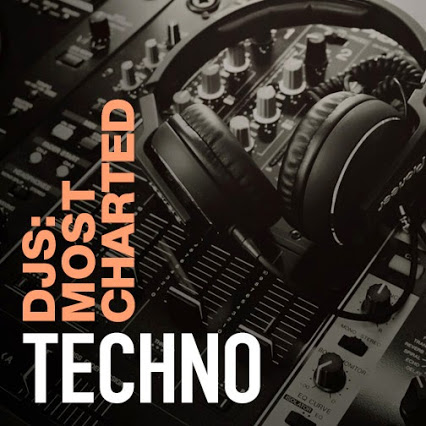 Juno DJs Most Charted Techno April 2015