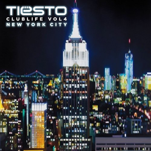 Tiesto - Club Life Vol.4 New York City