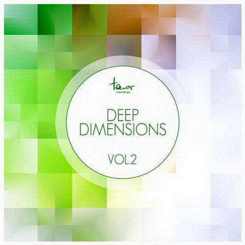 VA - Deep Dimensions, Vol. 2 (2015)