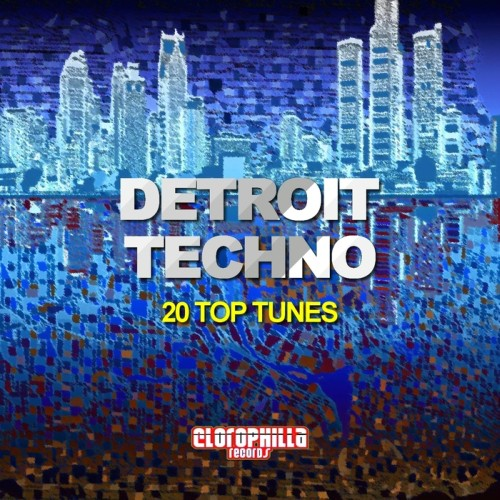VA - Detroit Techno (20 Top Tunes) (2015)