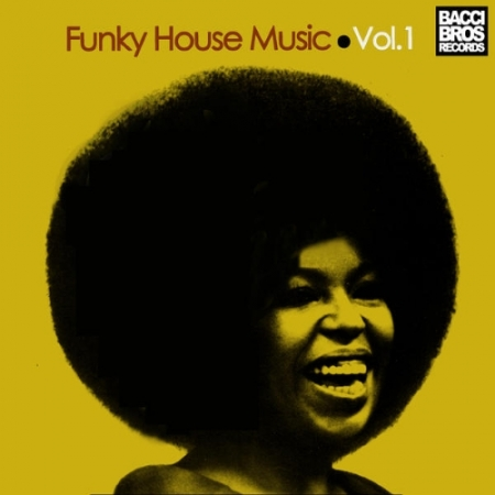 VA - Funky House Music Vol. 1 (2015)