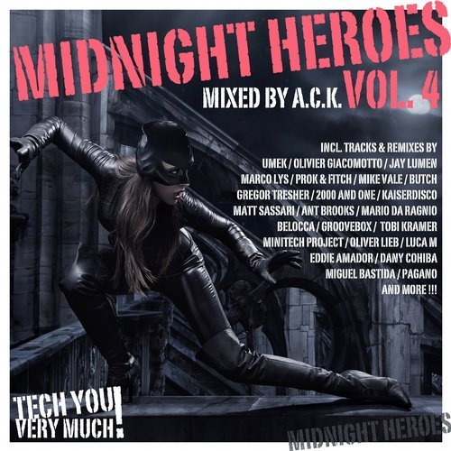 VA - Midnight Heroes Vol. 4 (Mixed By A.C.K.)
