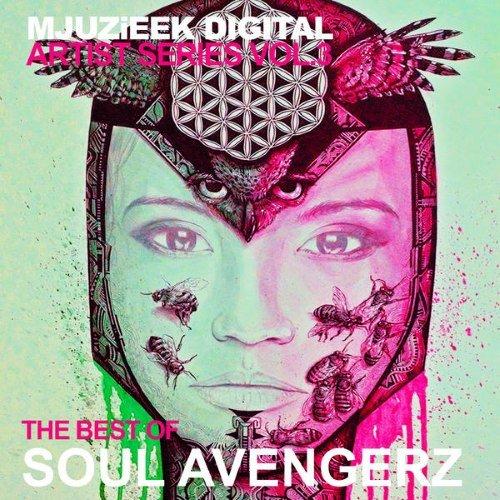 VA - Mjuzieek Artist Series, Vol. 3 The Best Of Soul Avengerz (2015)