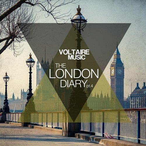 VA - The London Diary Pt - 4 (2015)