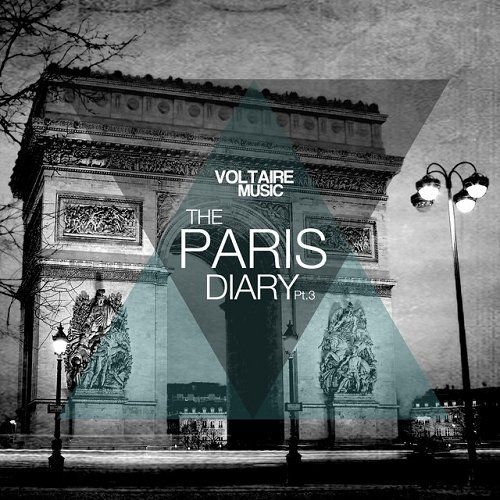 VA - The Paris Diary Pt - 3 (2015)