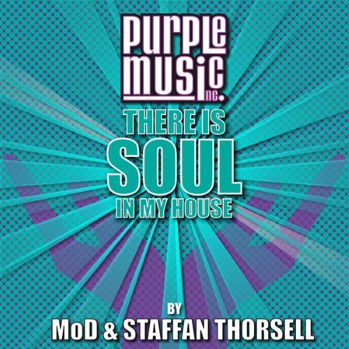 VA - There Is Soul in My House - Mod & Staffan Thorsell (2015)