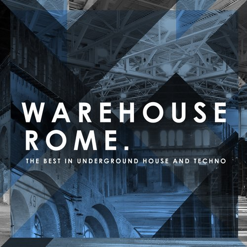 VA - Toolroom Longplayer Warehouse Rome (2015)