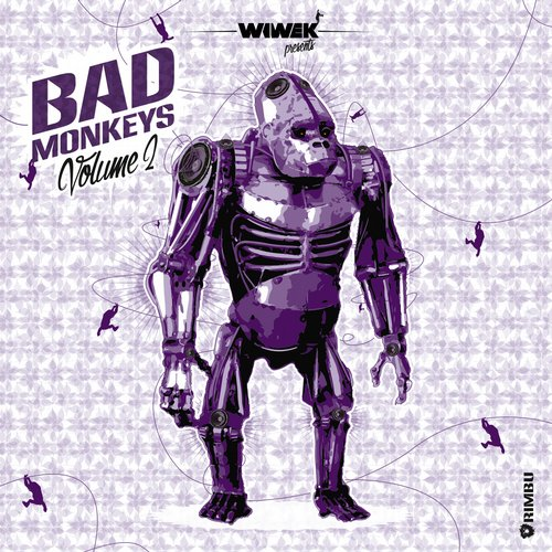 VA - Wiwek Presents Bad Monkeys 2 (2015)